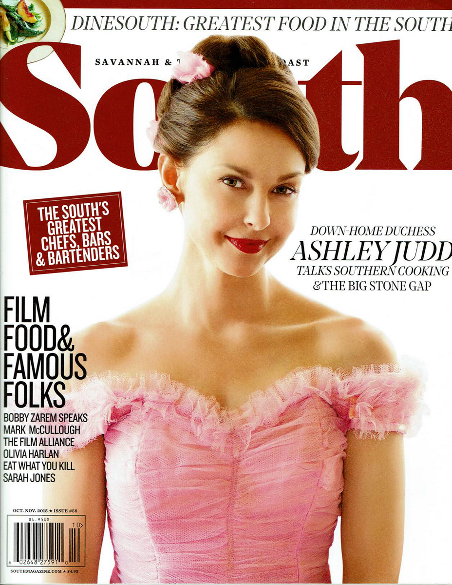 Ashley Judd Cover Story