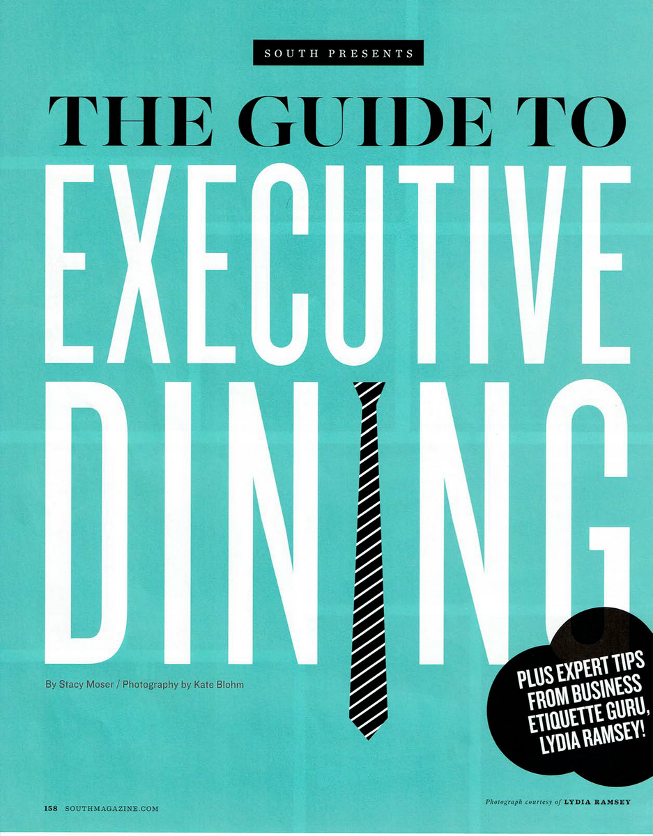 Executive Guide to Dining